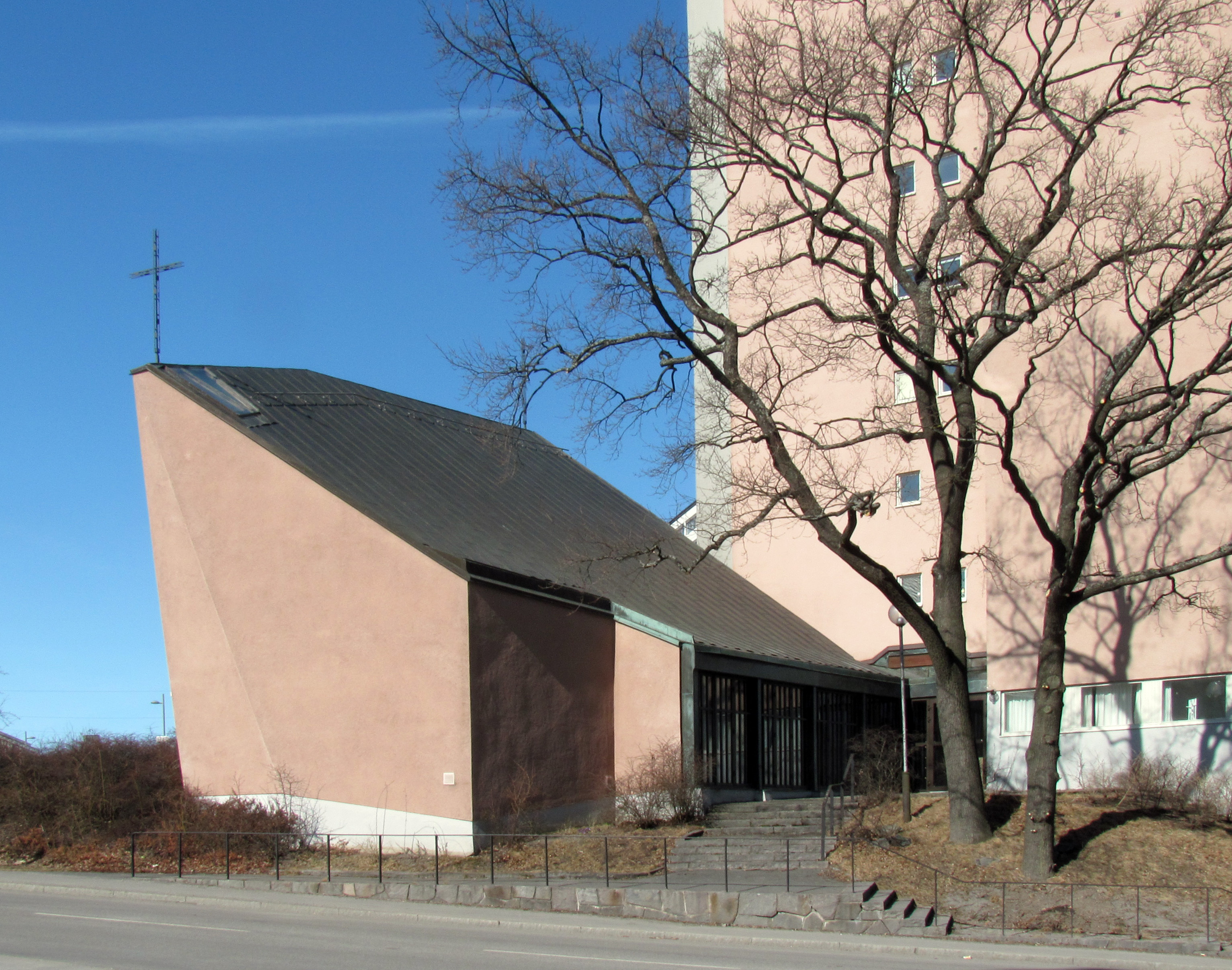 Bild av Västerortskyrkan