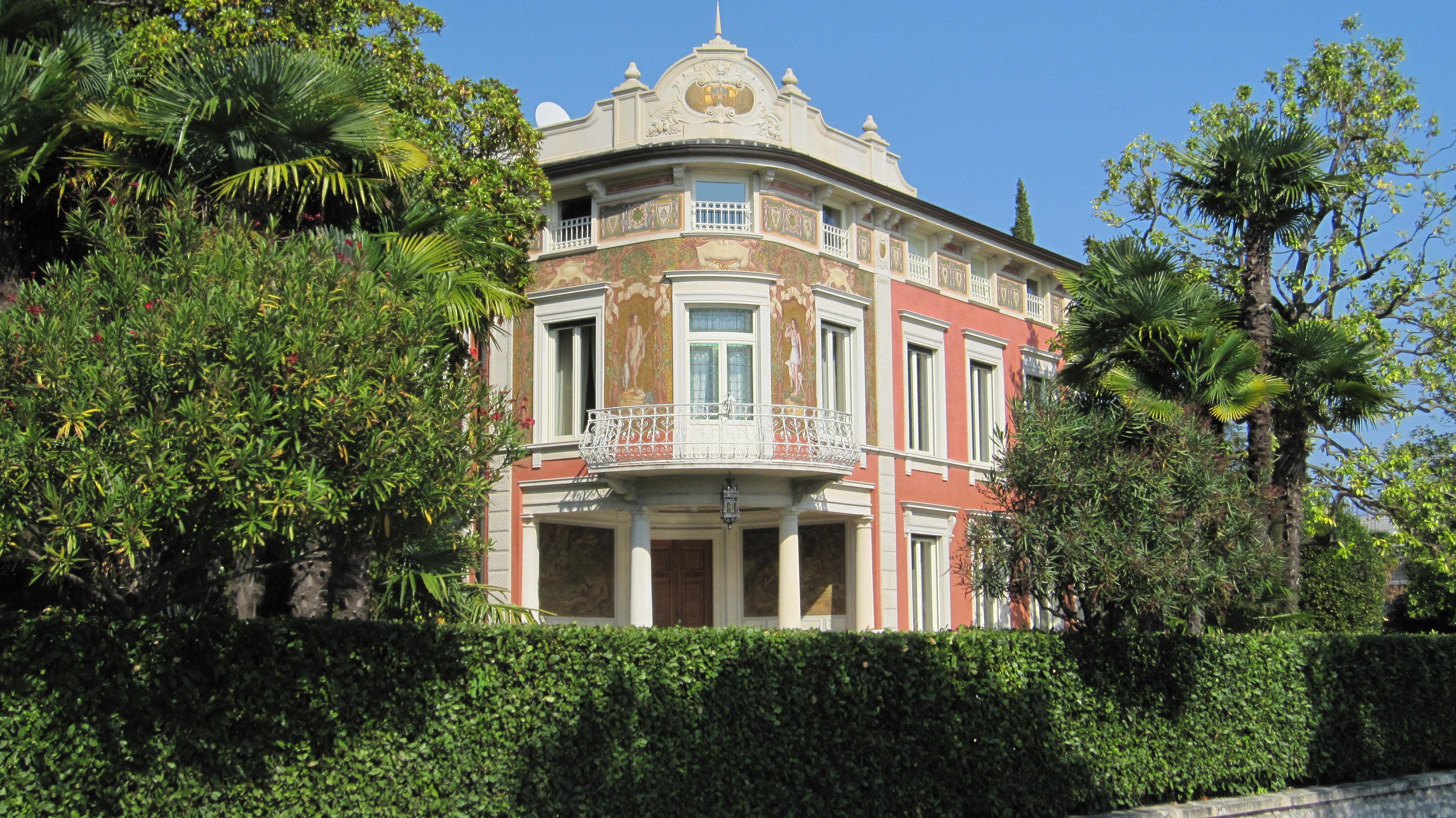 Villa Castelli Piano Allocazione
