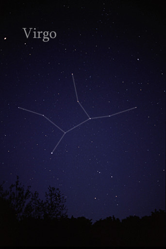 Virgo (constellation) - Simple English Wikipedia, the free ...