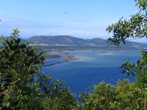 Lagoa da Conceição, em Florianópolis (SC)