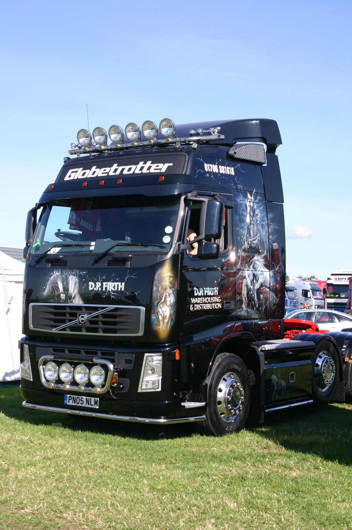 File:Volvo FH Truck.jpg - Wikipedia, the free encyclopedia