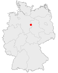 Germany Map Wolfsburg
