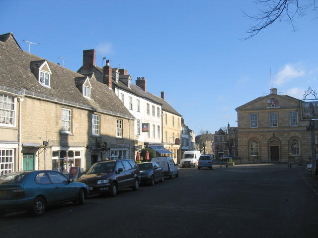 Woodstock - geograph.org.uk - 556789