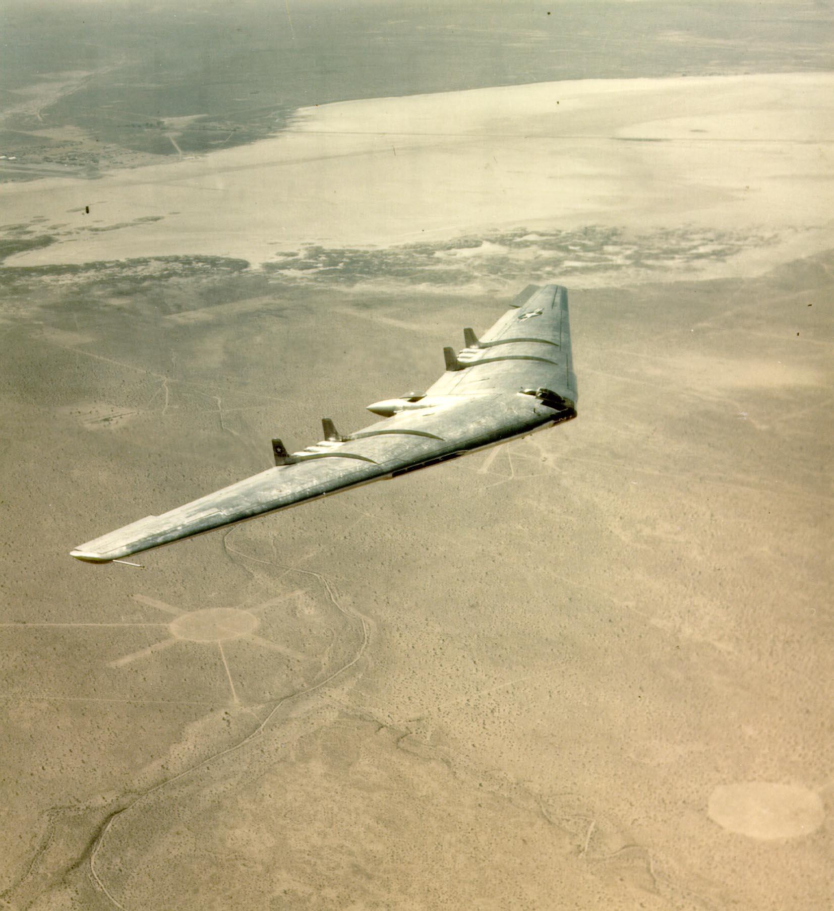 Northrop Yb 49 Wikipedia