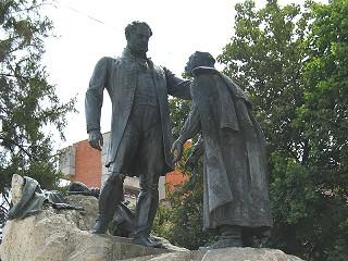 Wesselényi Monument heritage site in Sălaj County, Romania