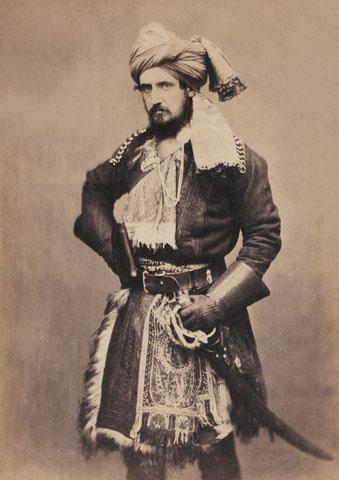 https://upload.wikimedia.org/wikipedia/commons/thumb/3/38/%27Dighton_Probyn%2C_2nd_Punjab_Cavalry%2C_in_Indian_dress%27%2C_1857_%28c%29..jpg/220px-%27Dighton_Probyn%2C_2nd_Punjab_Cavalry%2C_in_Indian_dress%27%2C_1857_%28c%29..jpg