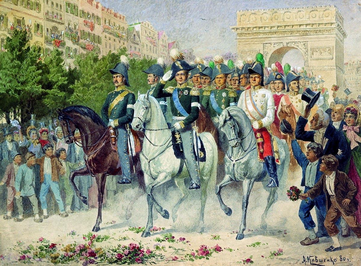 Вступление русских войск в Париж.jpg