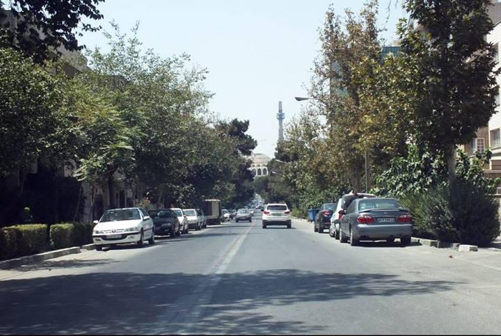 خیابان هویزه
