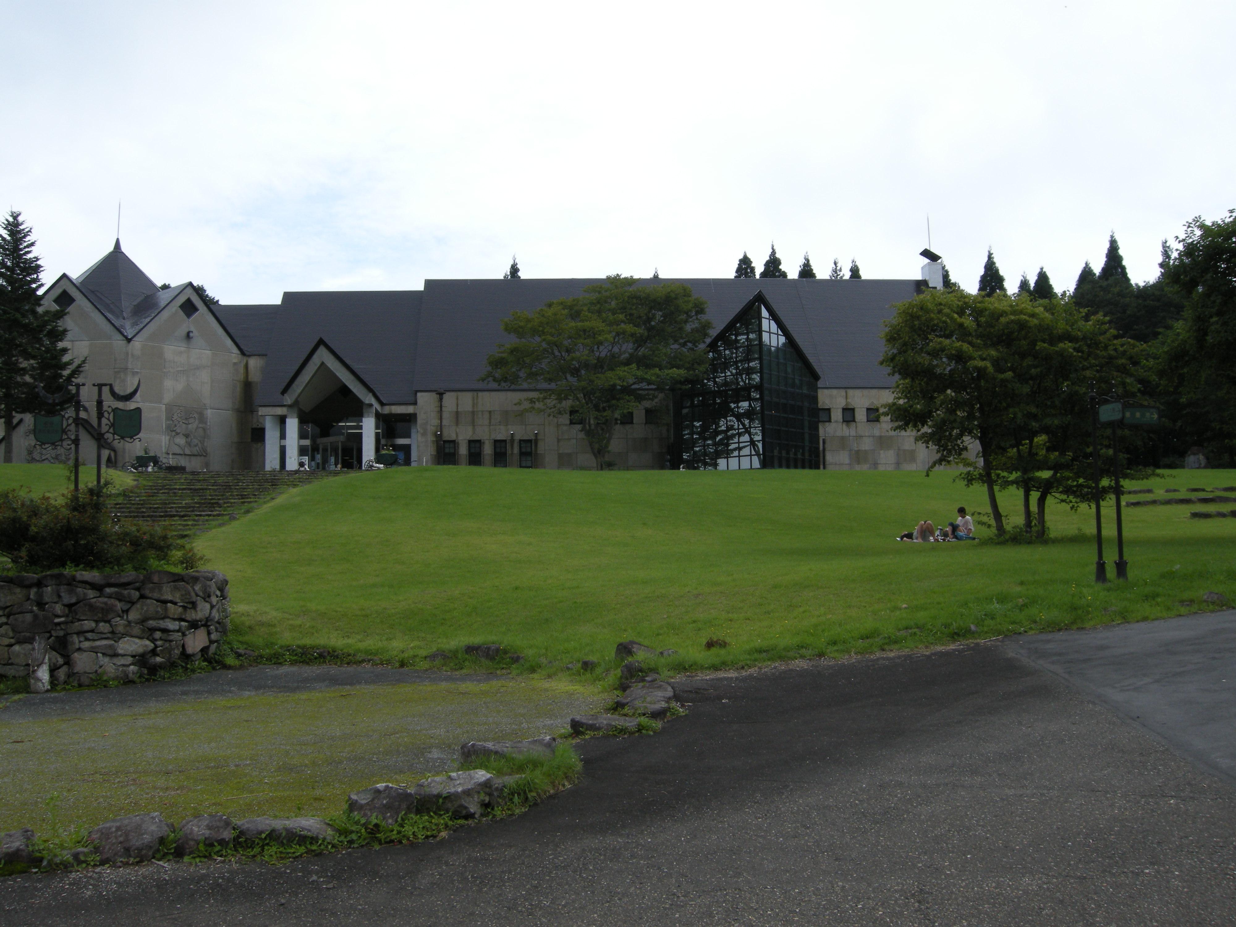 黒姫童話館 - Wikipedia