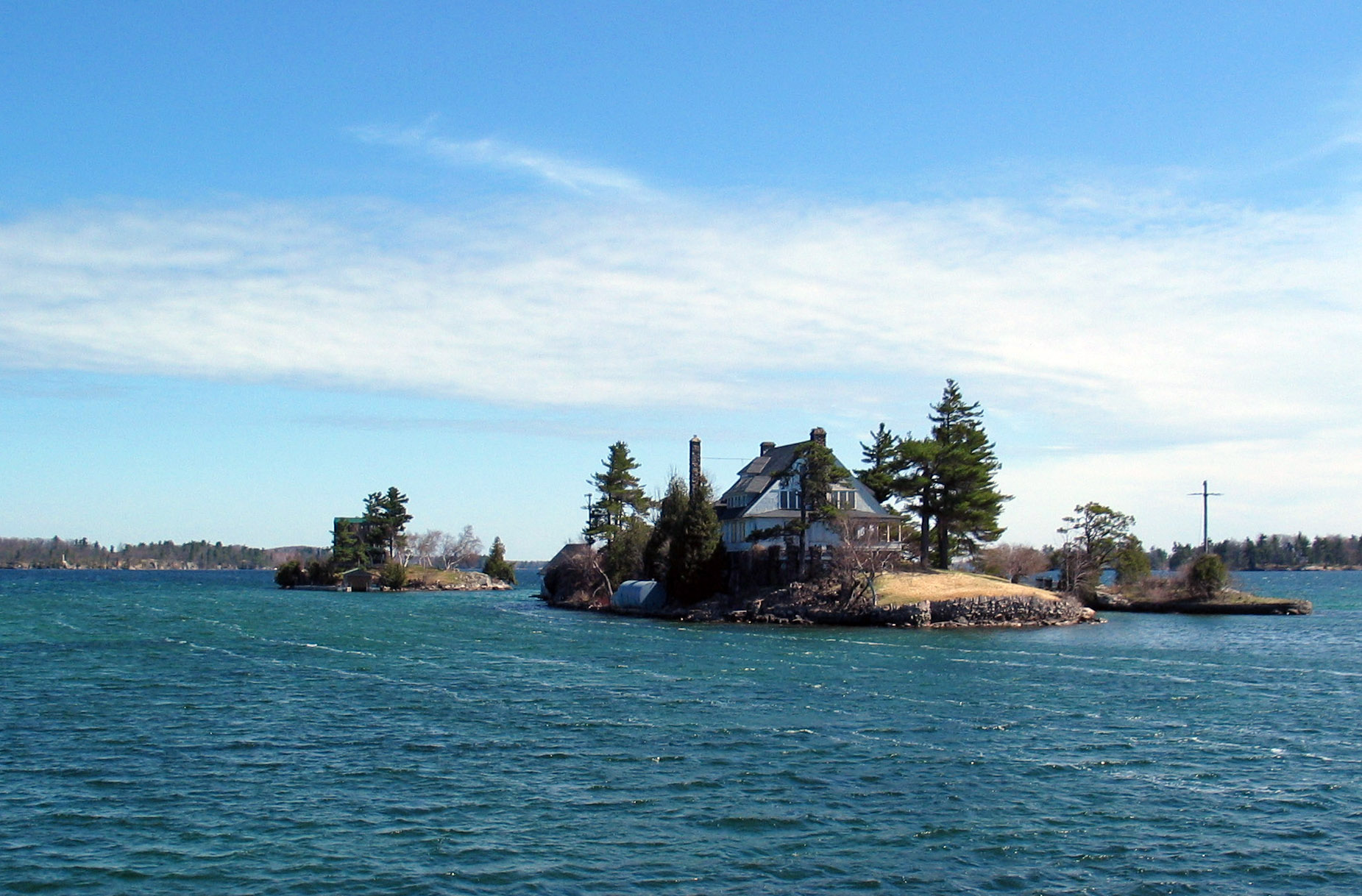 Thousand Islands In Ontario