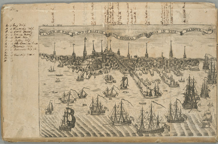 1774 >> File 1774 Boston Bypaulrevere Royalamericanmagazine Png Wikimedia