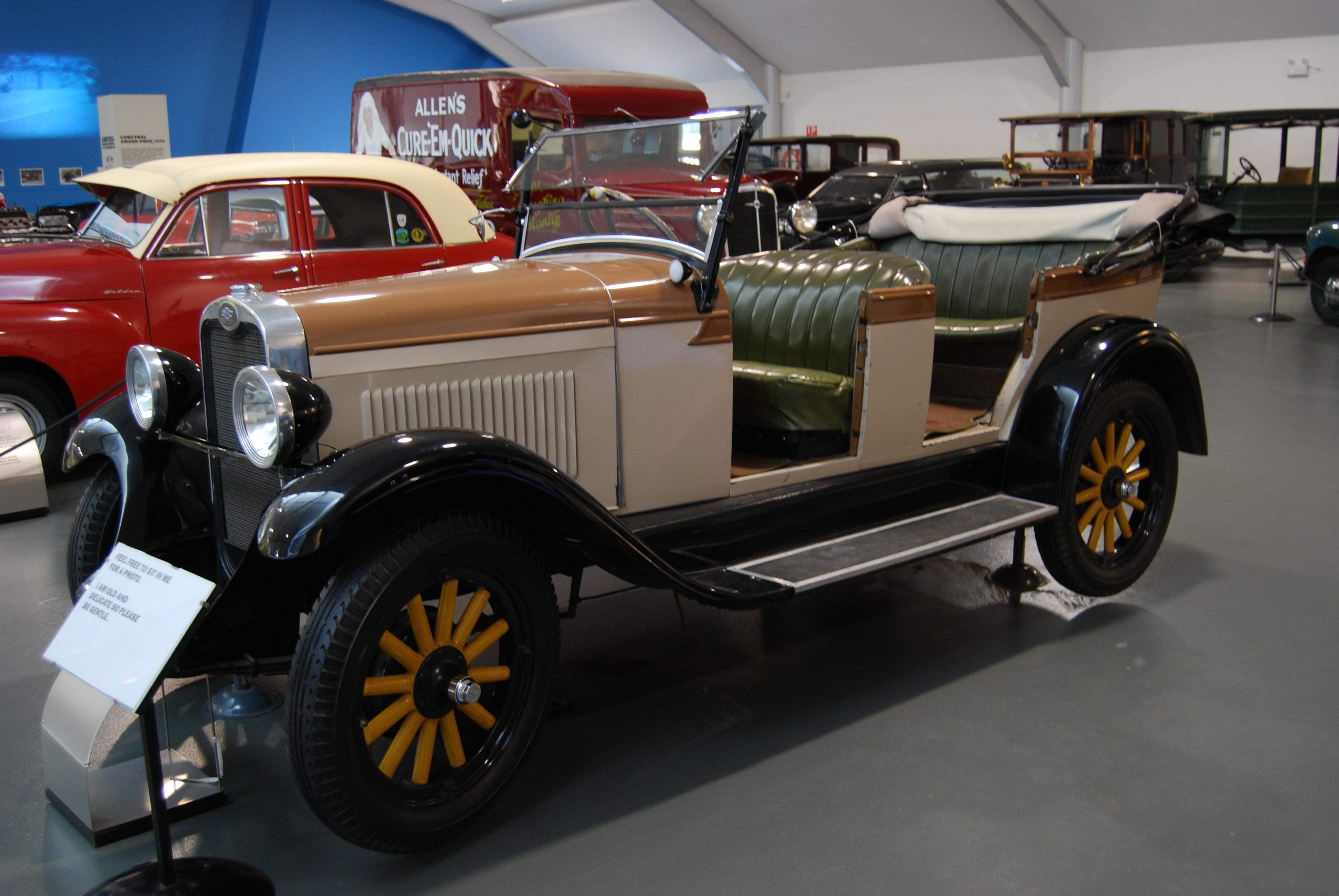 File:1928 Chevrolet AB National Tourer.JPG - Wikimedia Commons