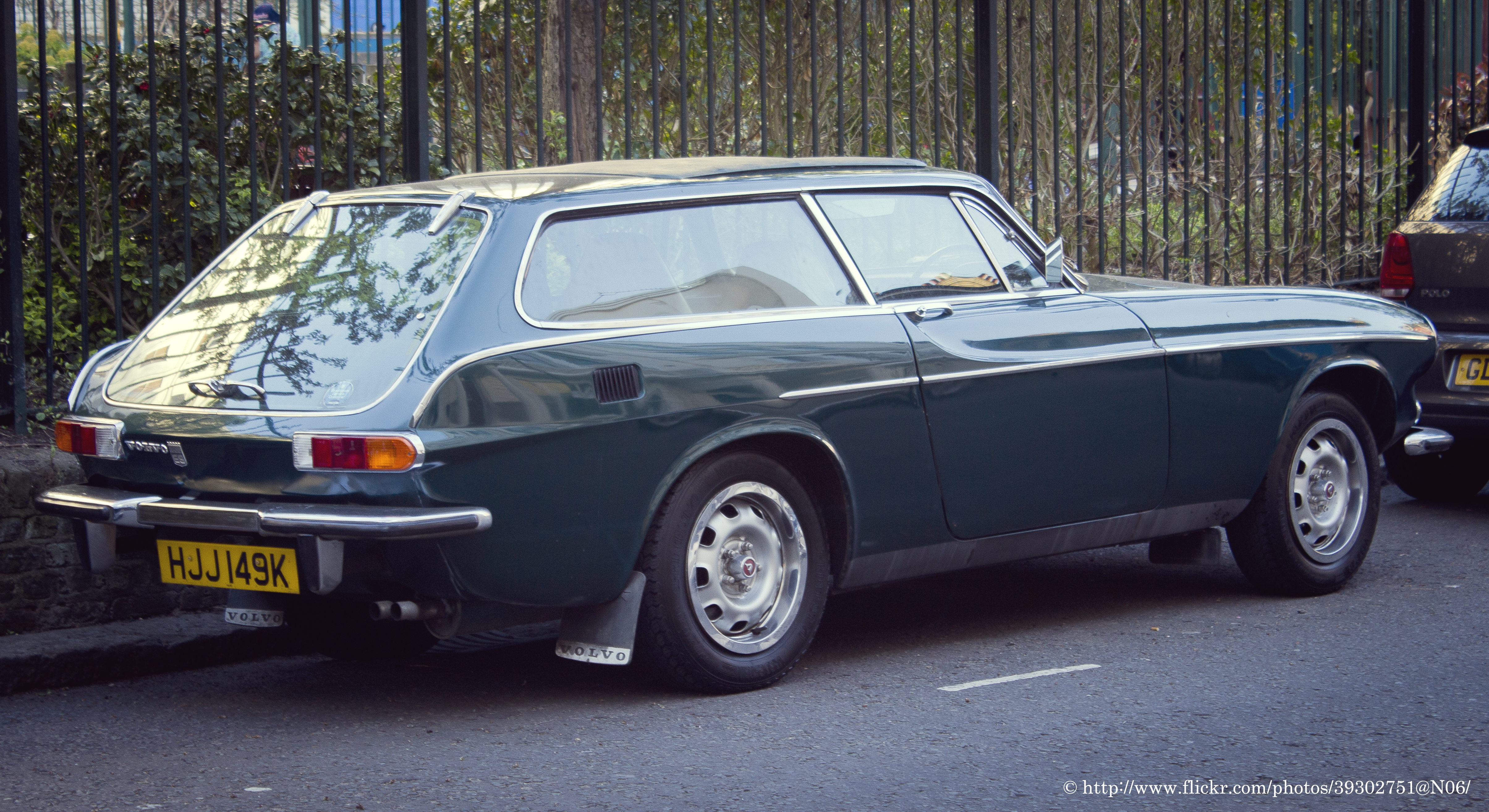 File 1972 Volvo 1800 Es Shooting Brake 8720793190 Jpg Wikimedia Commons