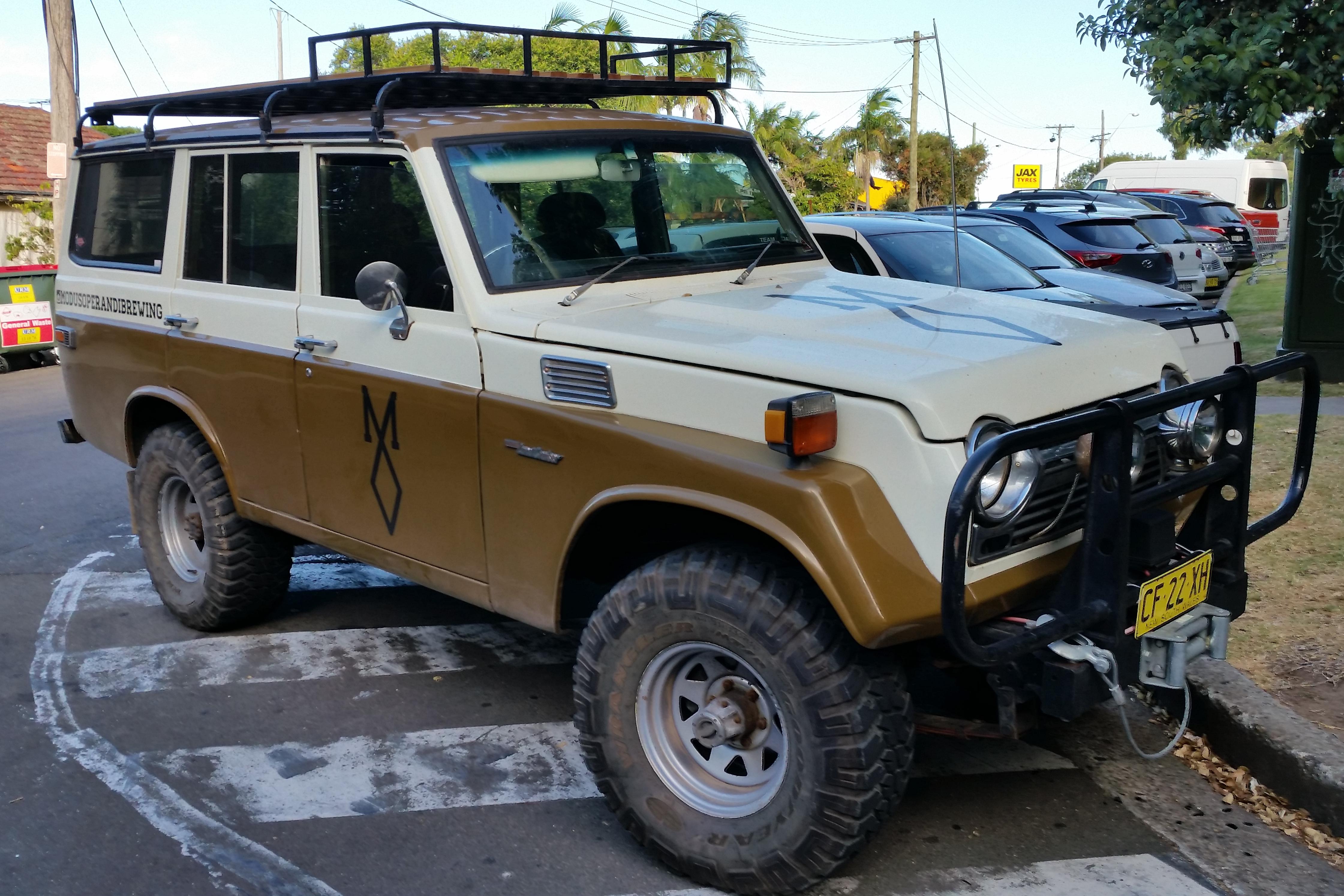 File:1978 Toyota Land Cruiser (FJ55) Wagon (25269578634)
