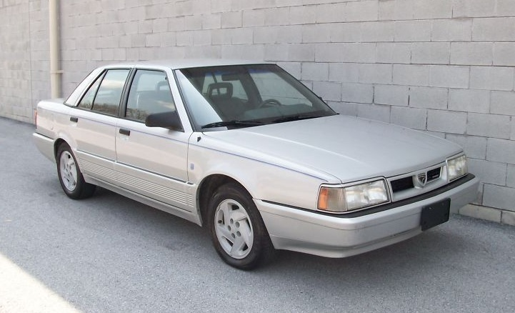 Eagle Premier Es Limited on 1990 Dodge Monaco