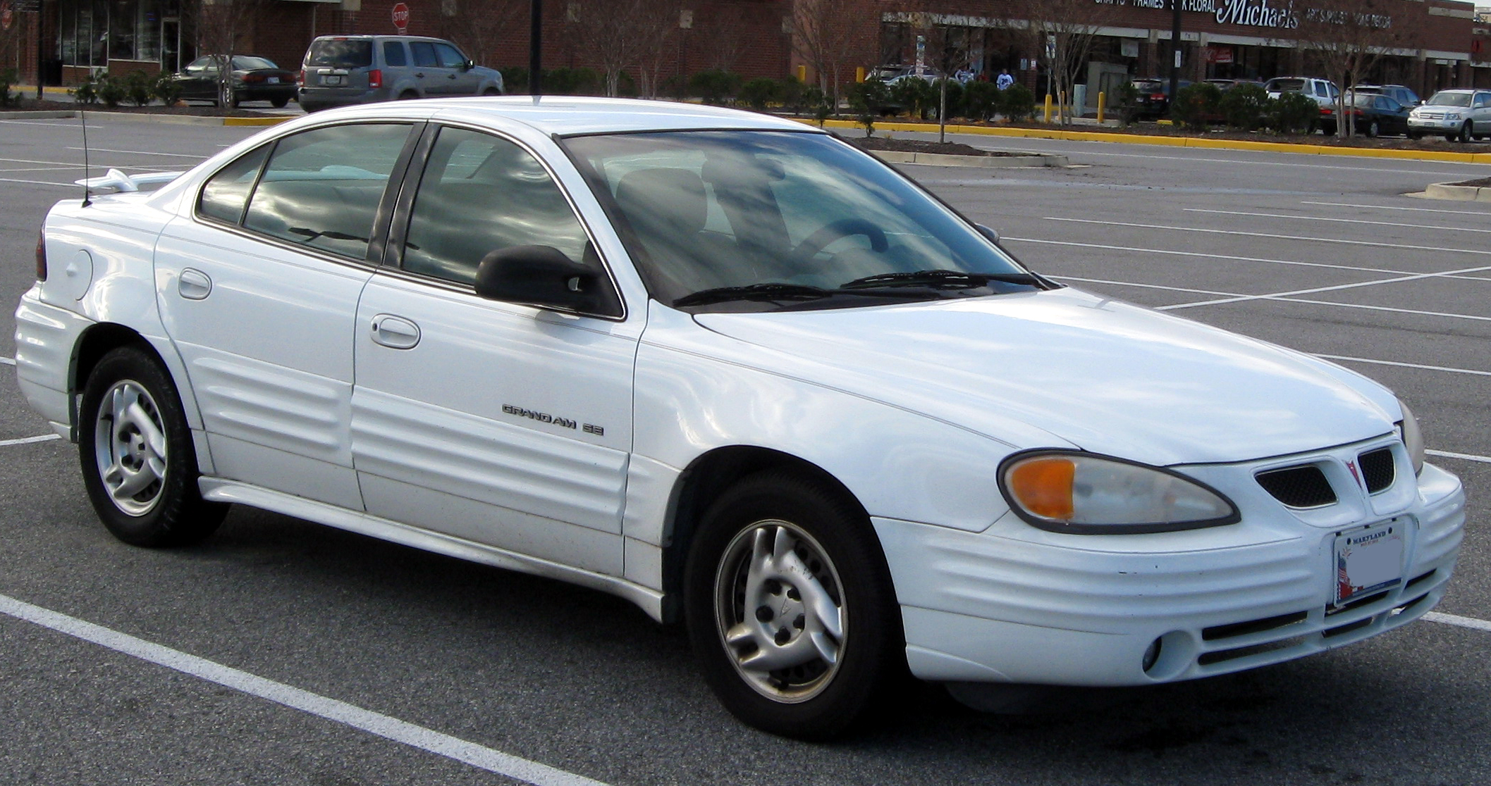 Get 2000 Pontiac Grand Am Gt Black