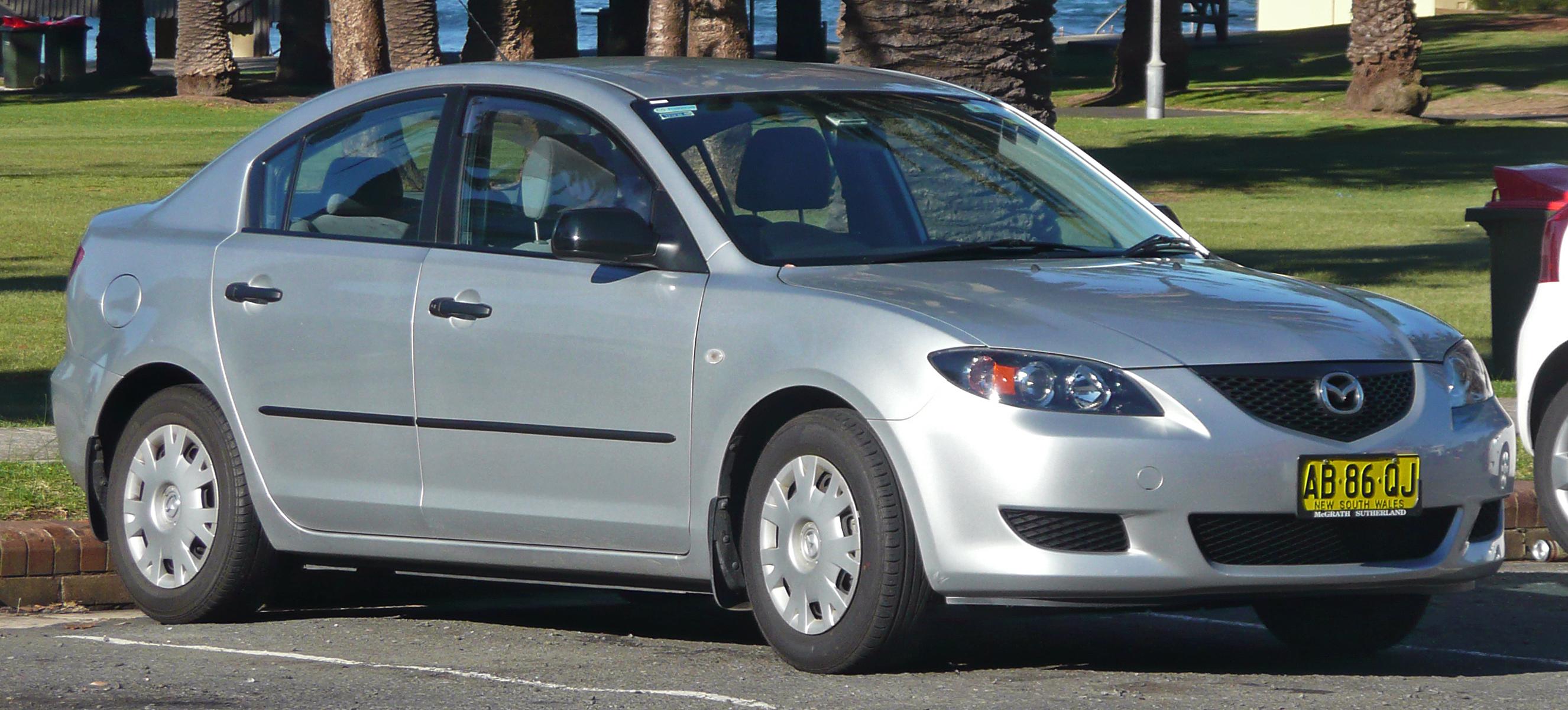 File 2004 Mazda 3 Bk Neo Sedan 2010 06 10 Jpg