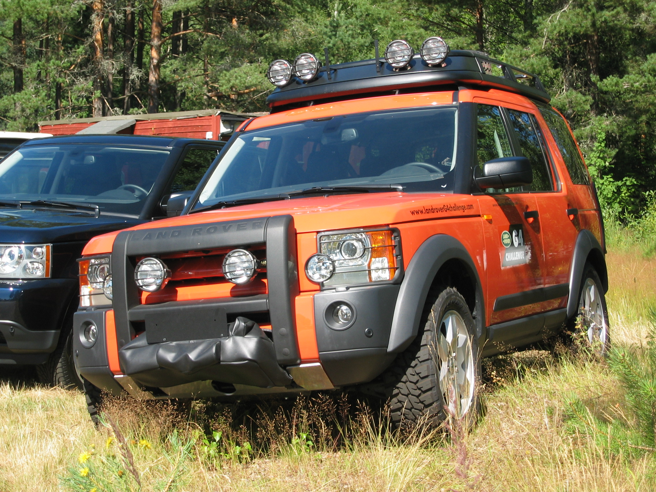 discovery used landrover and rover land zombiedrive photos information