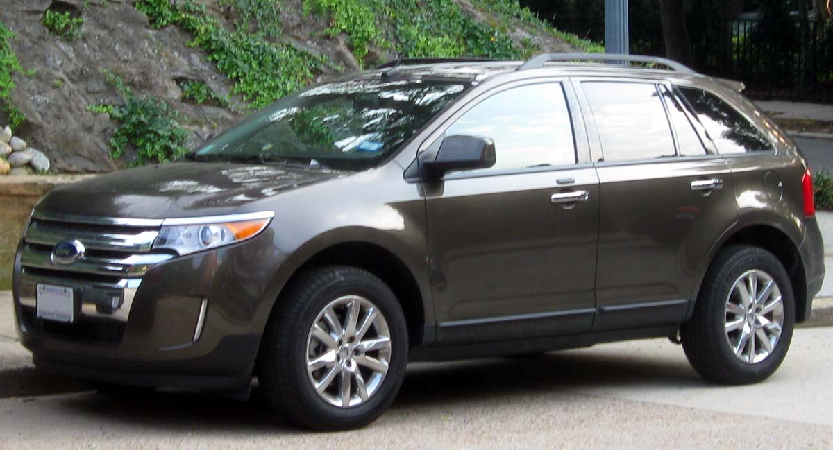 File 2011 Ford Edge 07 28 2011 Jpg Wikimedia Commons