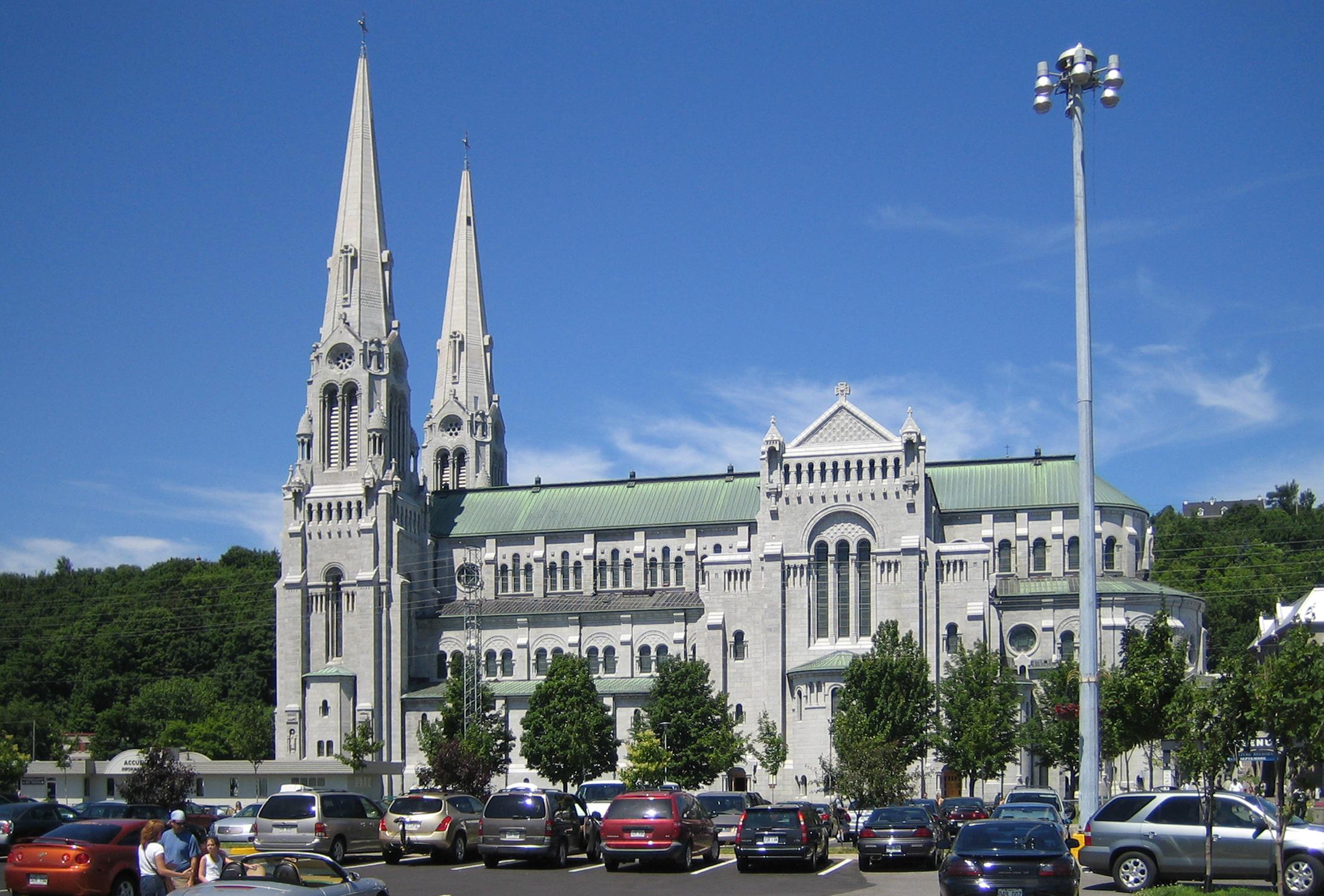 Sainte-Anne-de-Beaupré - Wikipedia, la enciclopedia libre