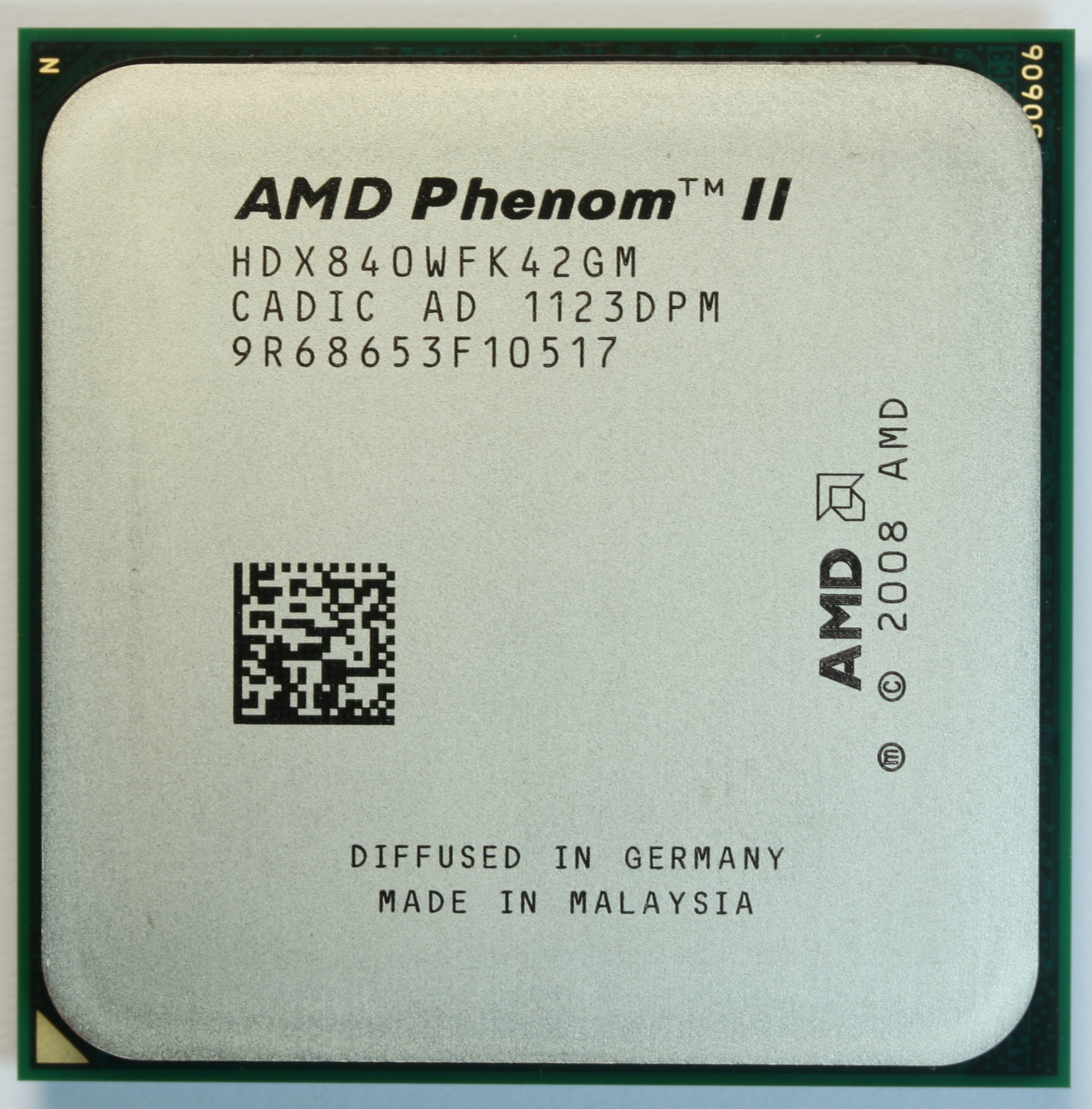 Welcome to AMD