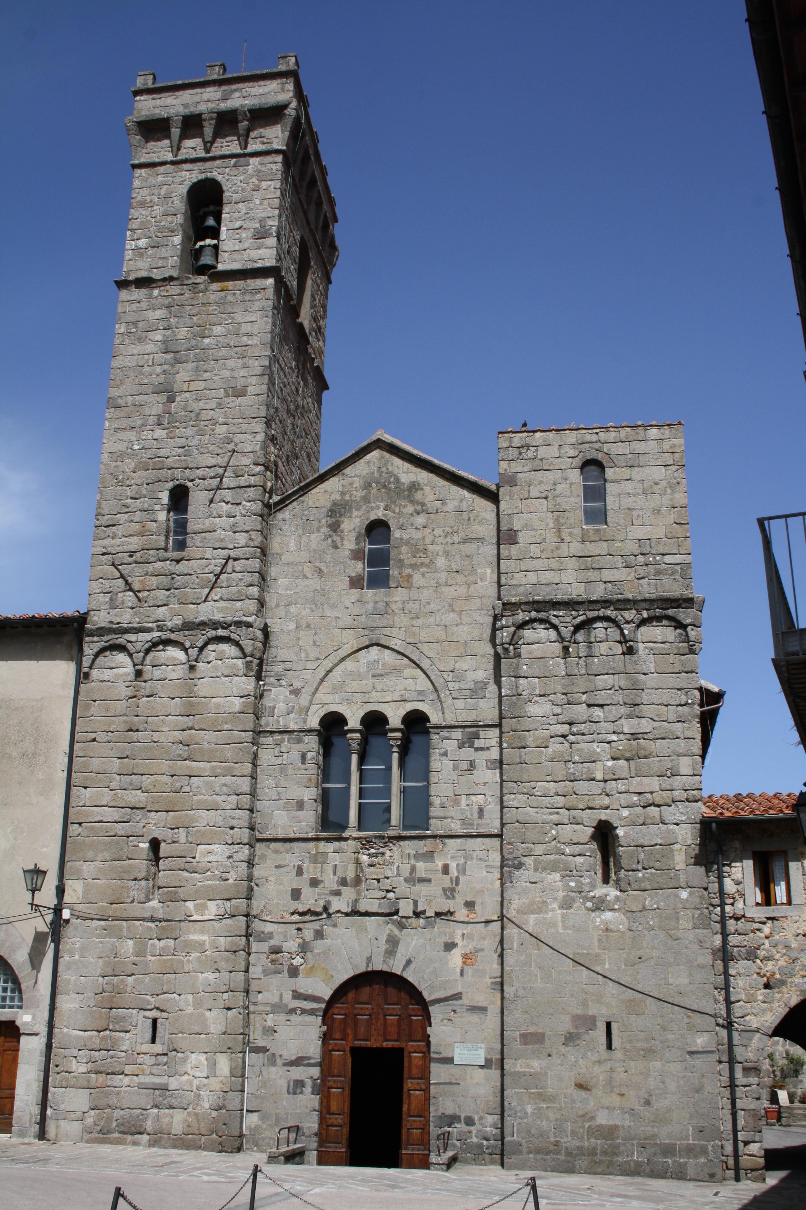 Abbadia San Salvatore, Abbazia San Salvatore di Monte Amiata