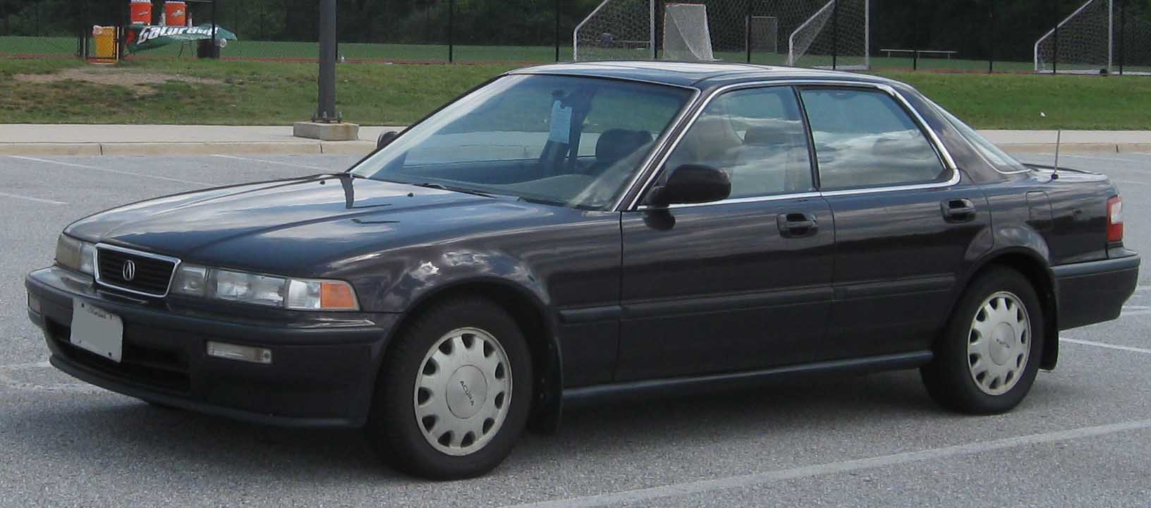 Acura Vigor – Wikipedia