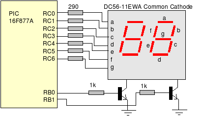 Utiliser les PIC 16F et 18F/Exercices/Interruption timer0 en langage C