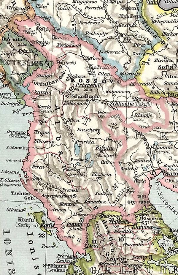 Albanian Vilayet - Wikipedia