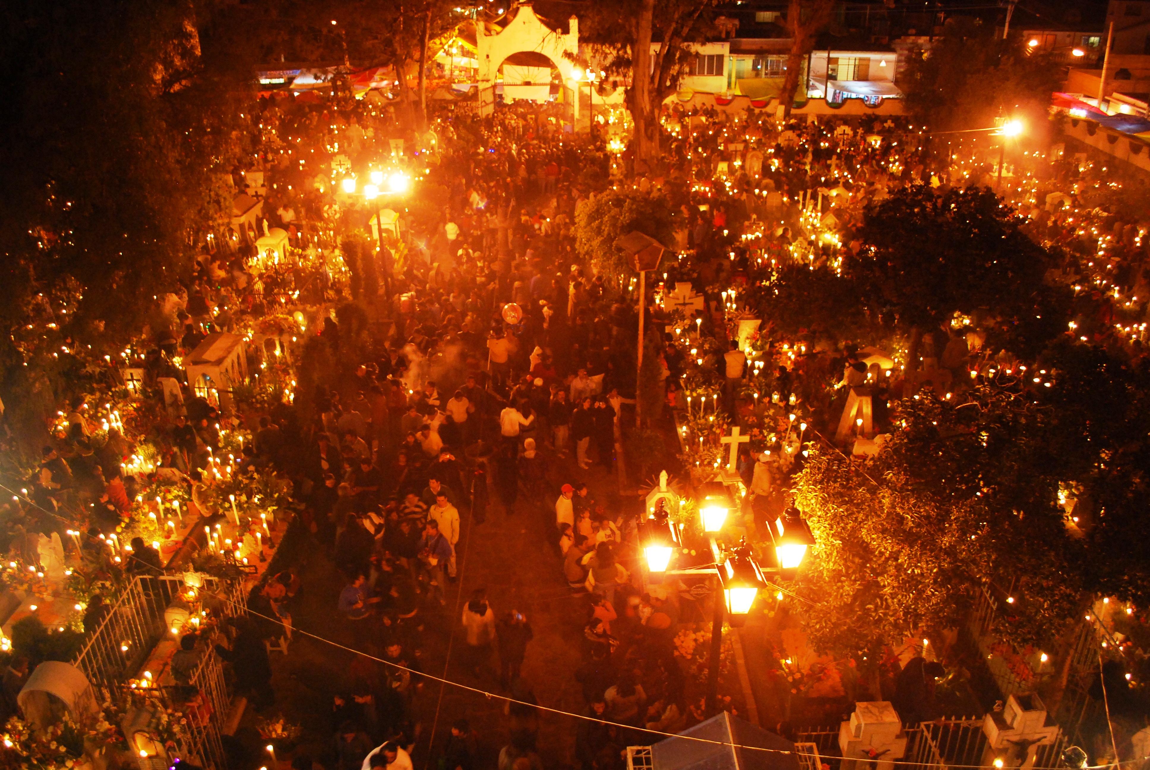 San Andrés Mixquic - Wikipedia