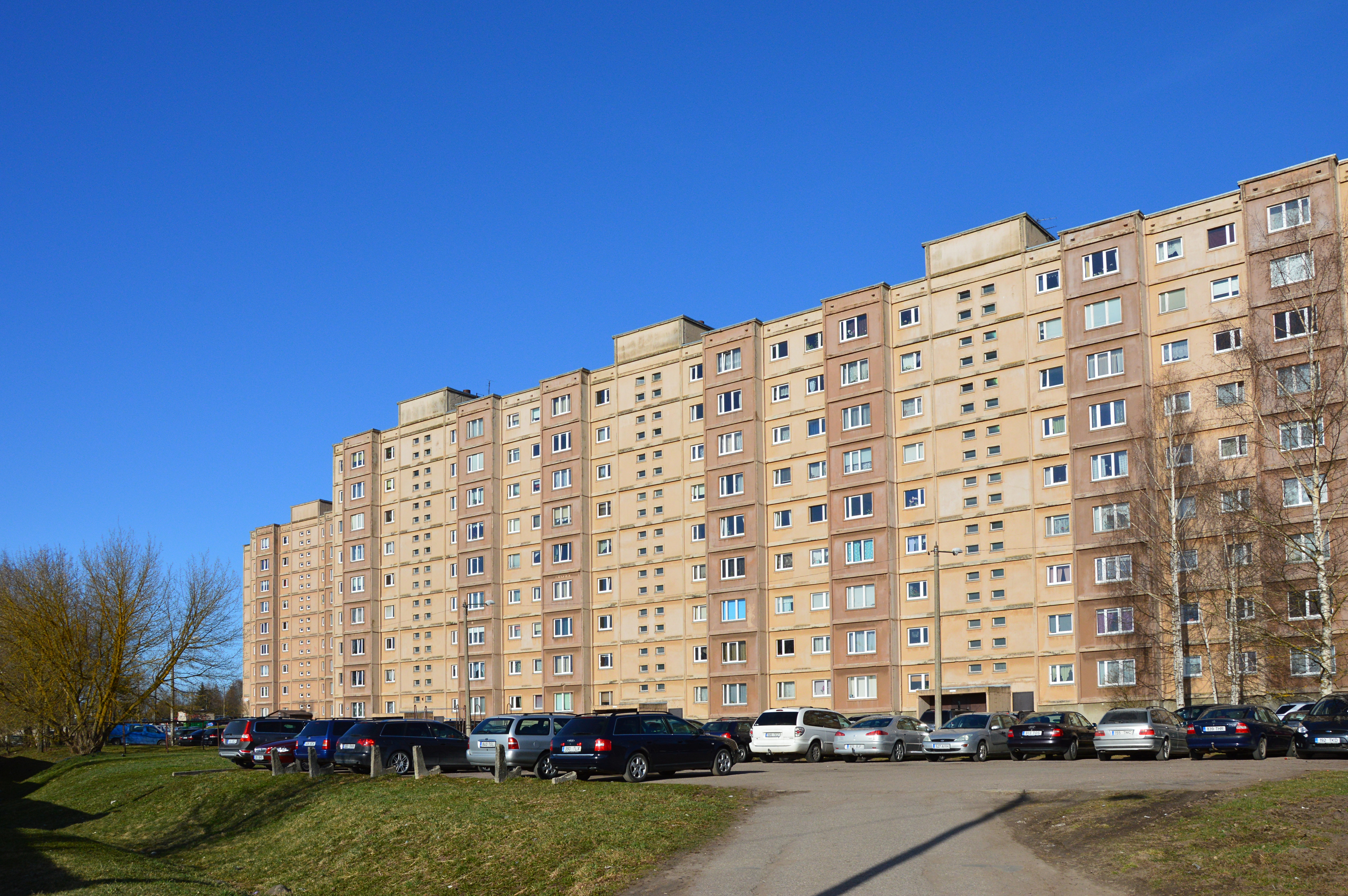 Panel building - Wikipedia