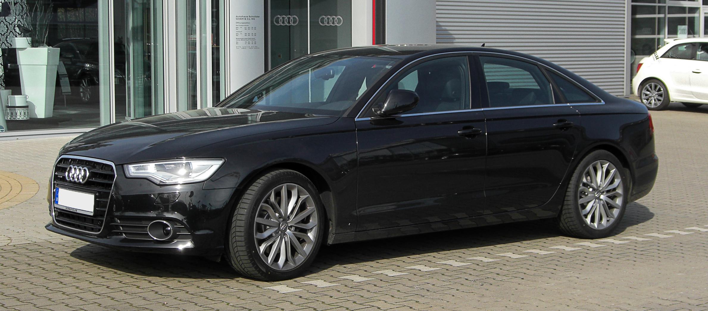 Audi a6 wikiwand sciox Choice Image