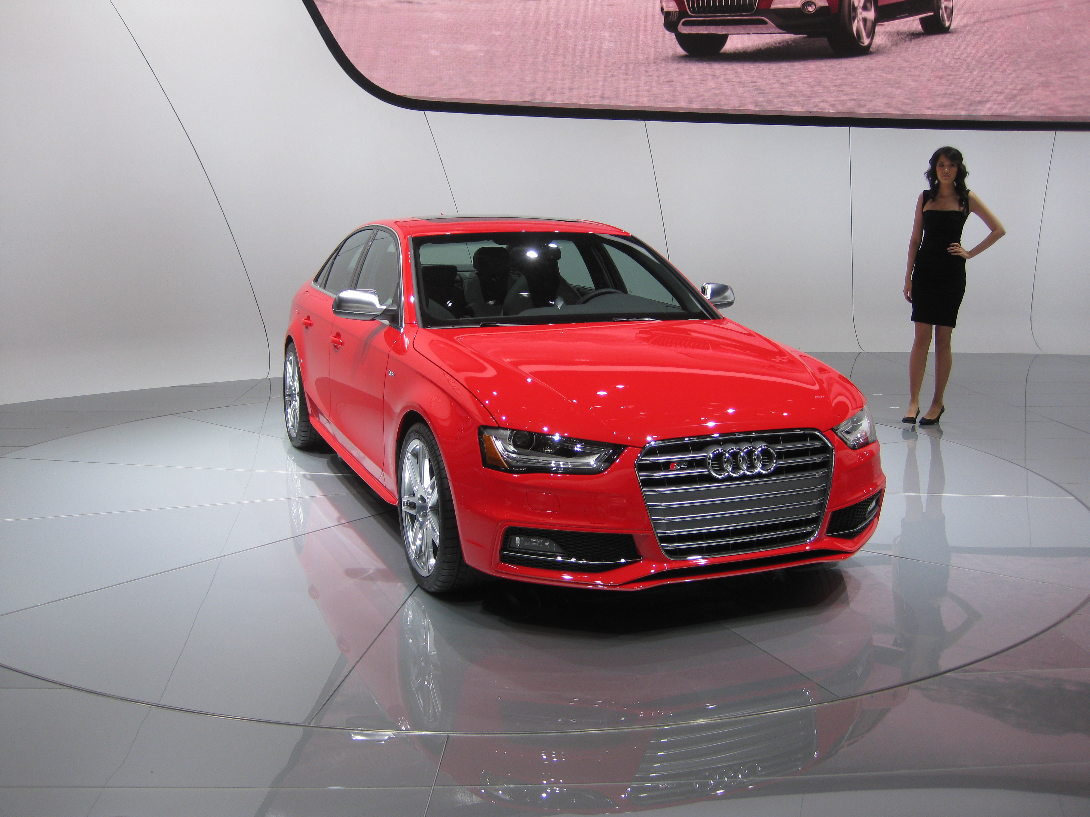 File Audi S4 At Naias 2012 6683725059 Jpg Wikimedia