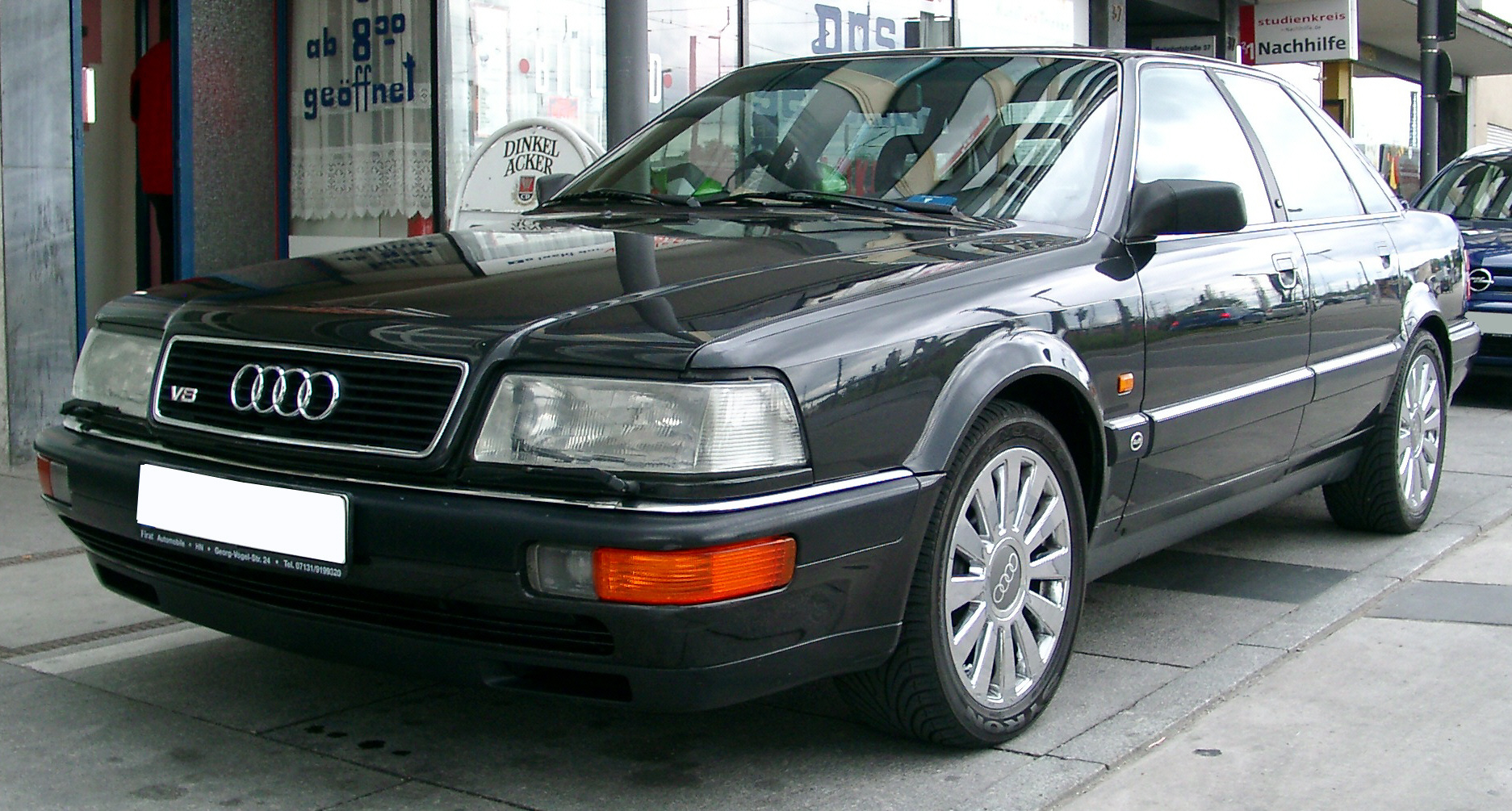 Kelebihan Audi V8 Tangguh