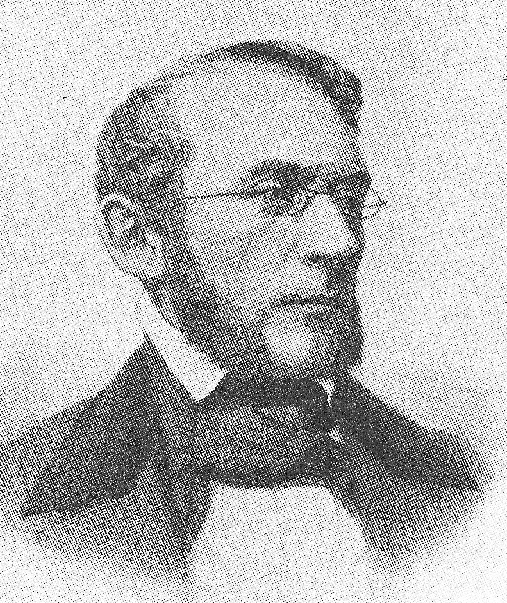 Lothar Bucher.