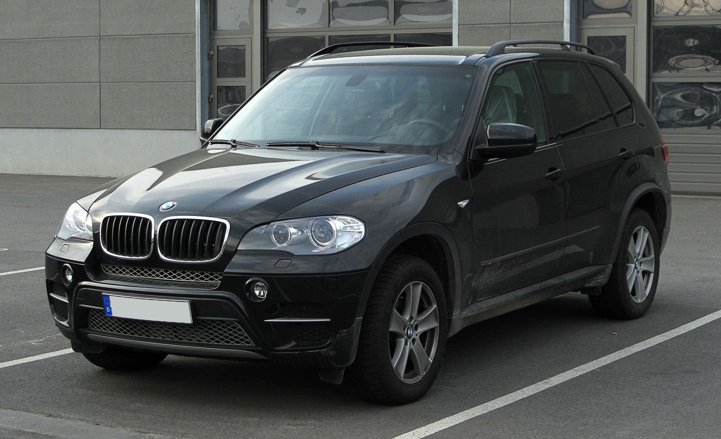 File Bmw X5 Xdrive30d E70 Facelift Frontansicht 16