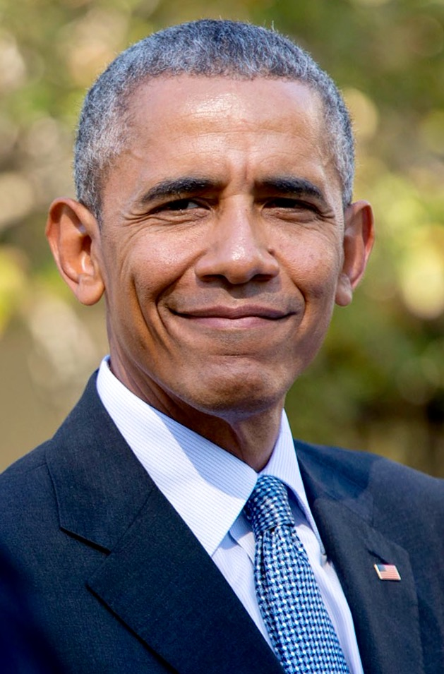 Barack Obama - Wikipedia, la enciclopedia libre