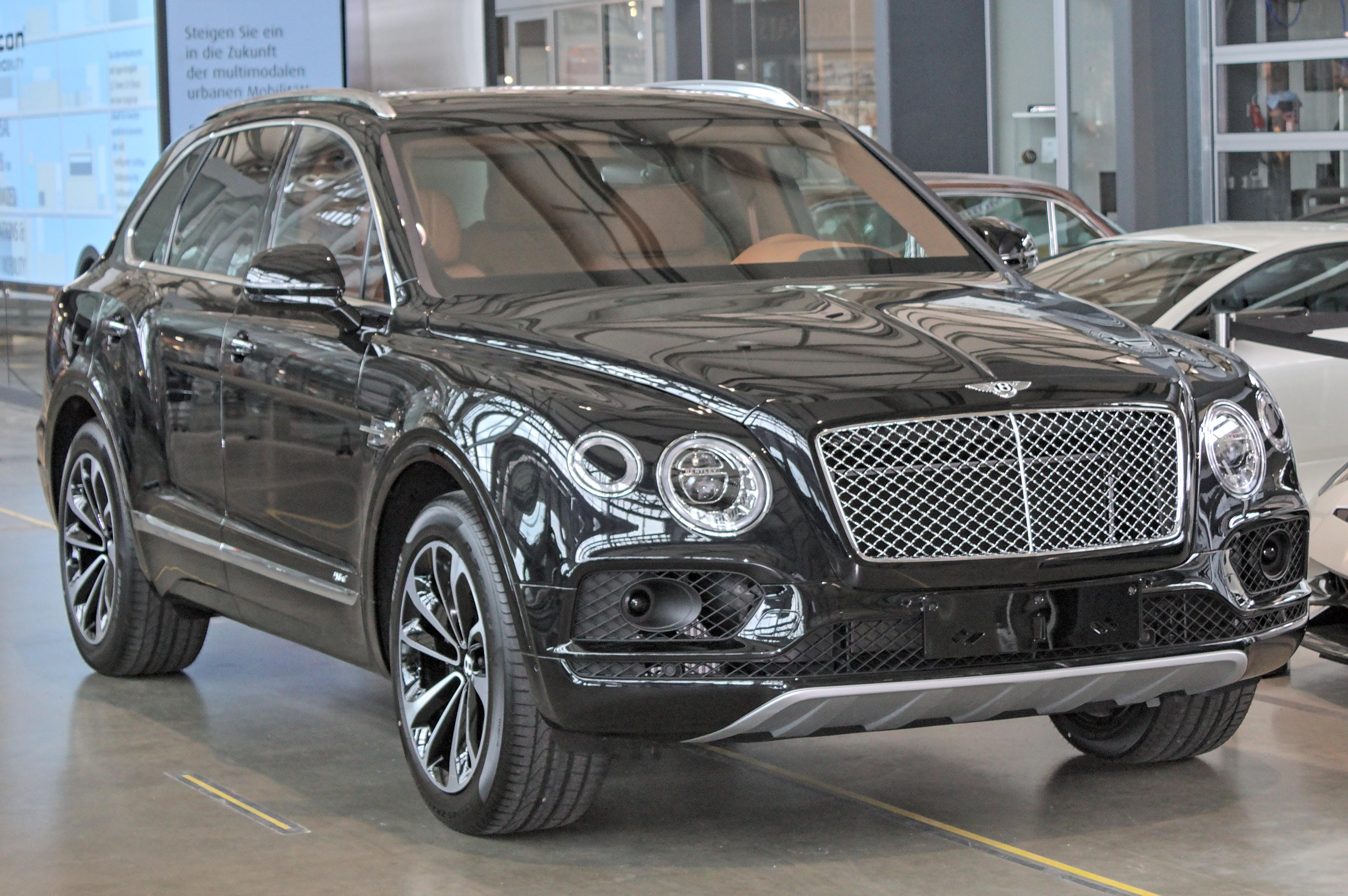 Bentley Bentayga Wikiwand