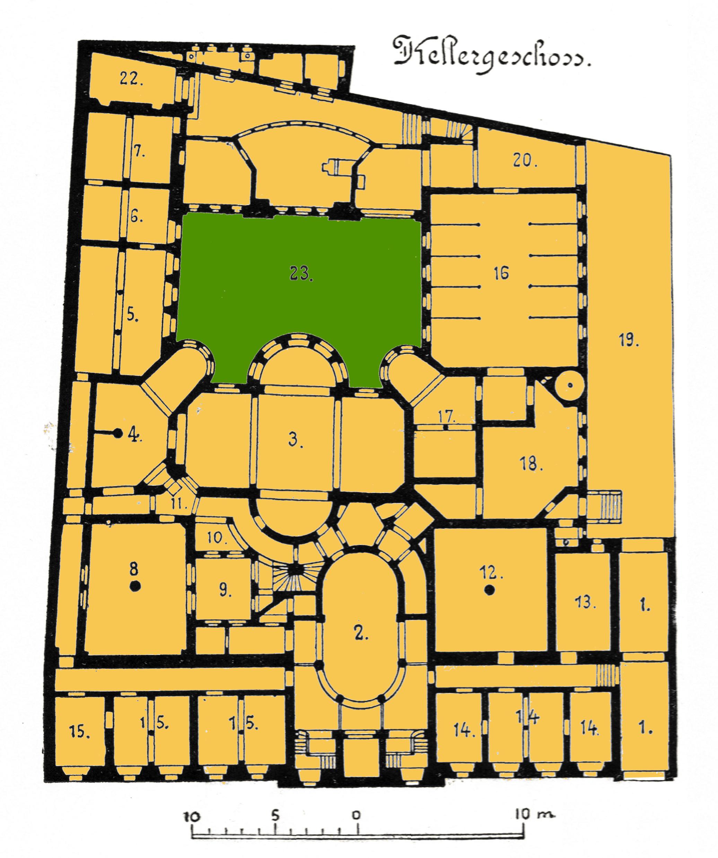 Servant quarters floor plans servants quarters wikiwand for Servant quarters designs