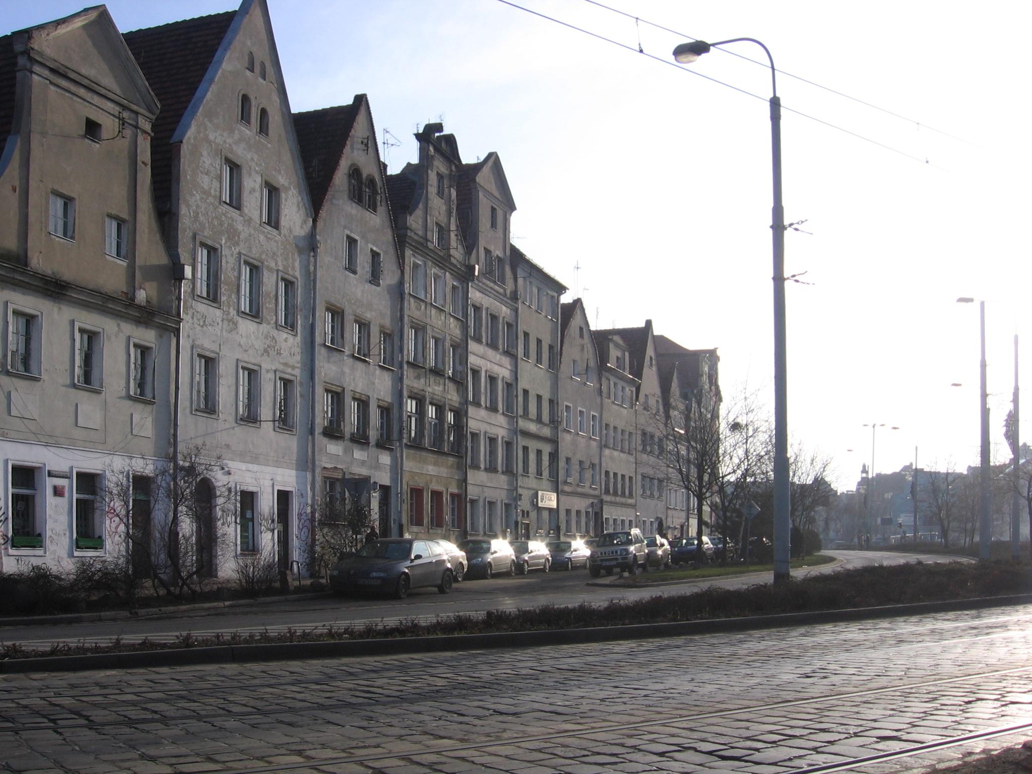 Ulica Białoskórnicza we Wrocławiu