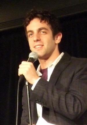 Schauspieler B.J. Novak