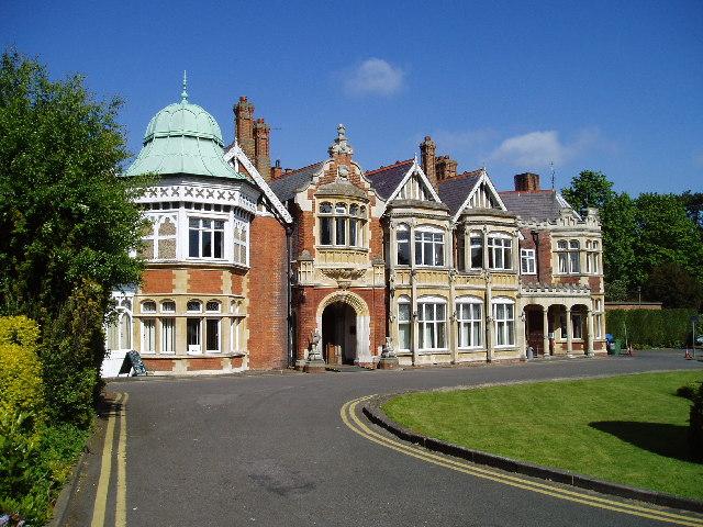 FileBletchley Park House
