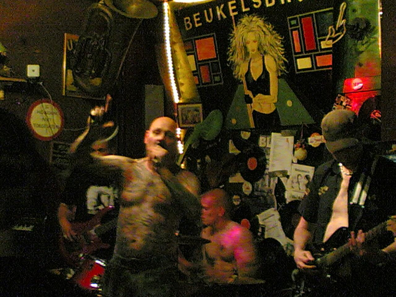 Mitglieder landser Landser (Band)