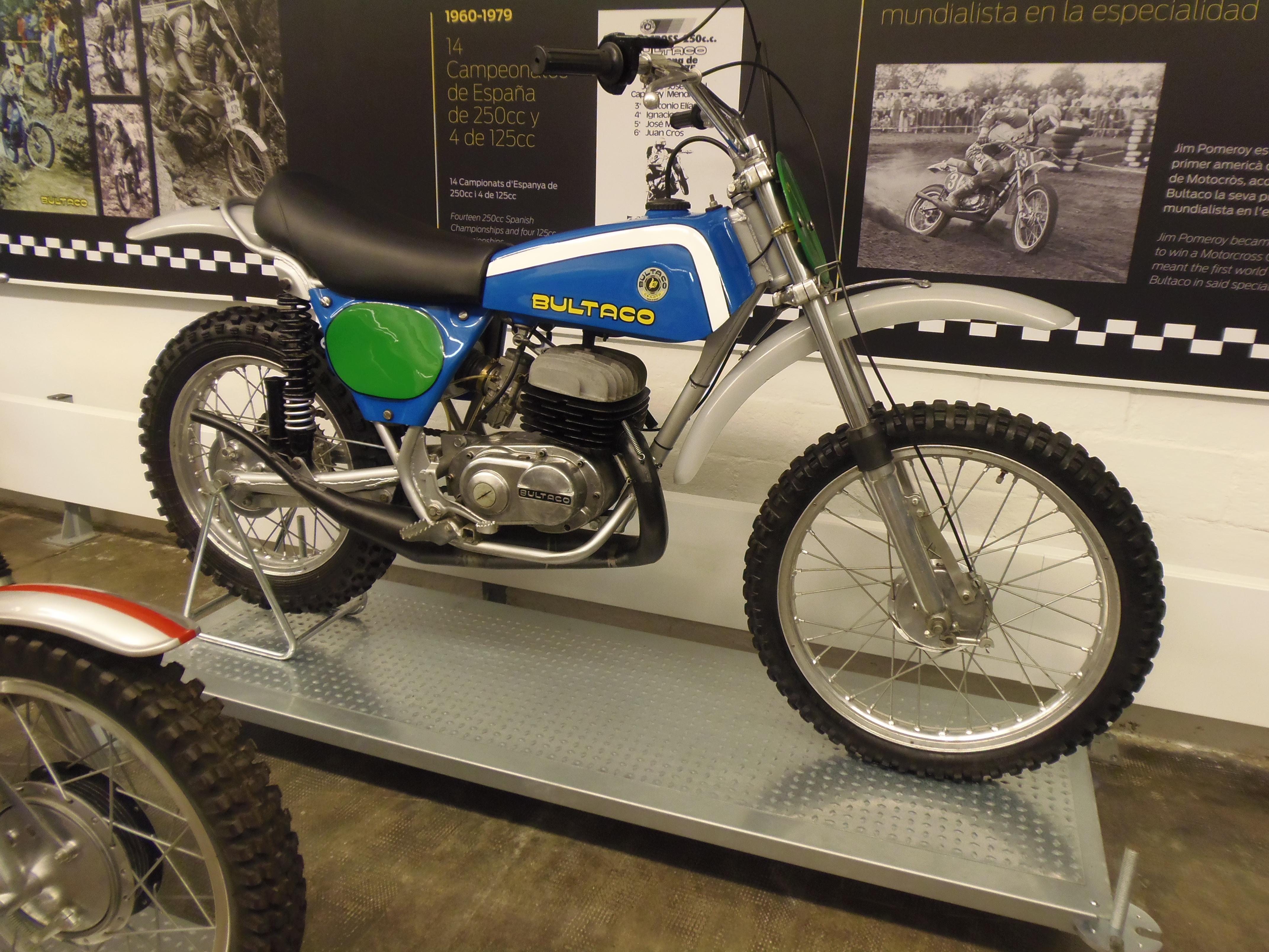 bultaco 125 pursang