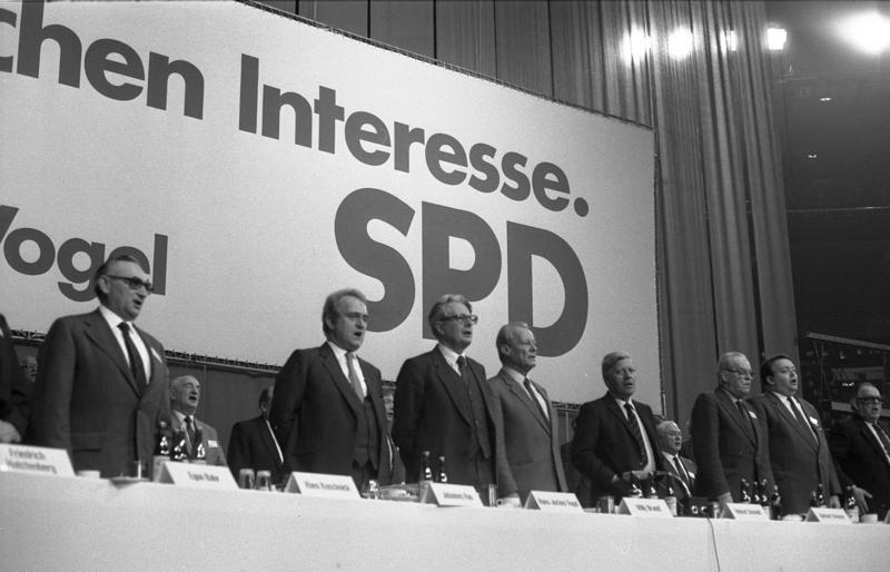 Spd Parteitag Dortmund
