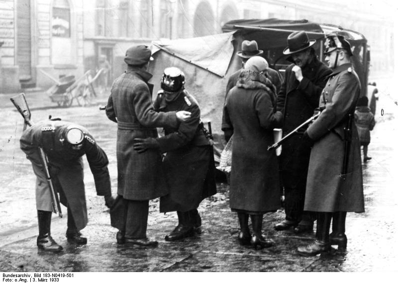 razzia berlin