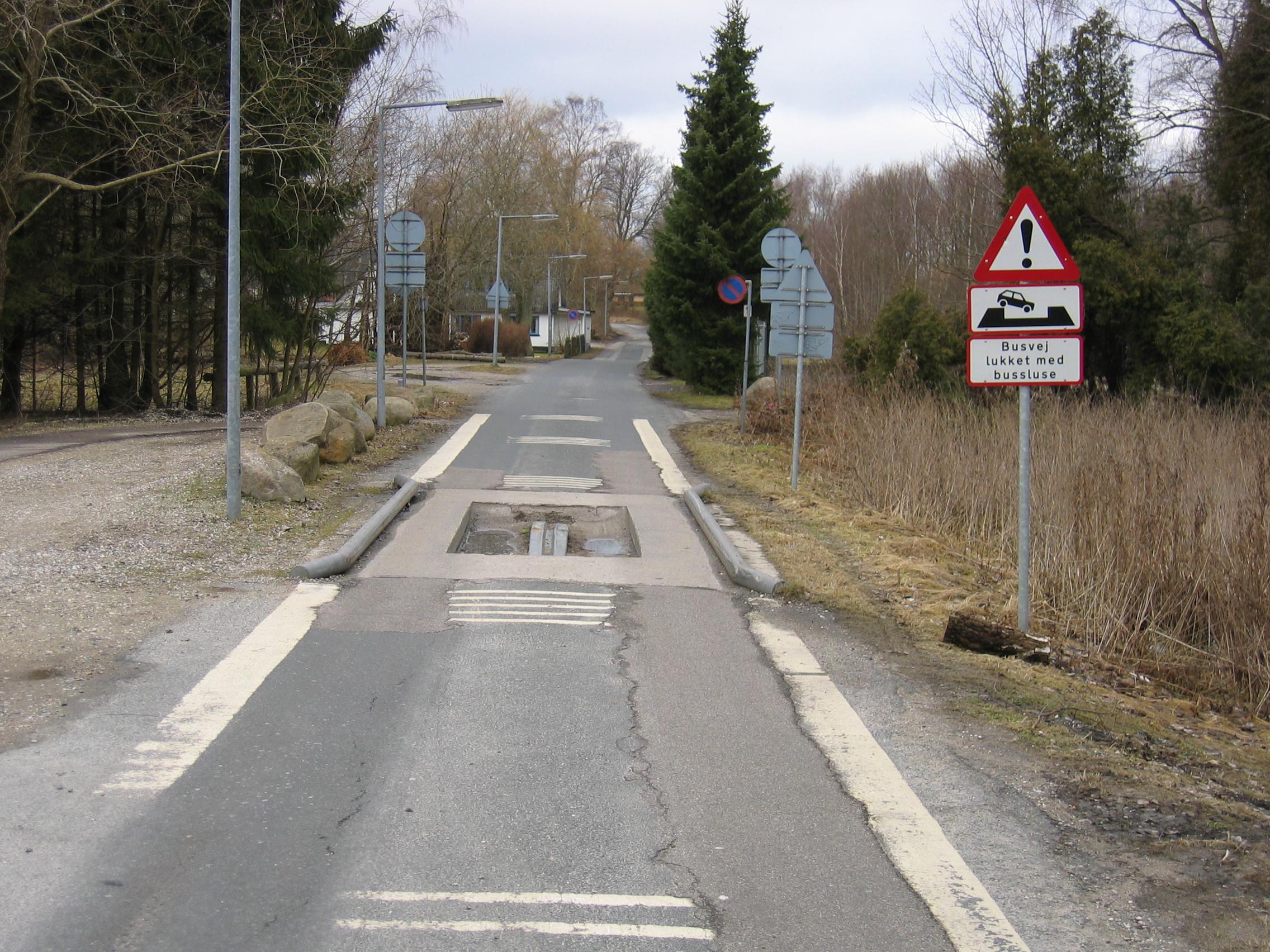 バストラップ - Bus trap ...