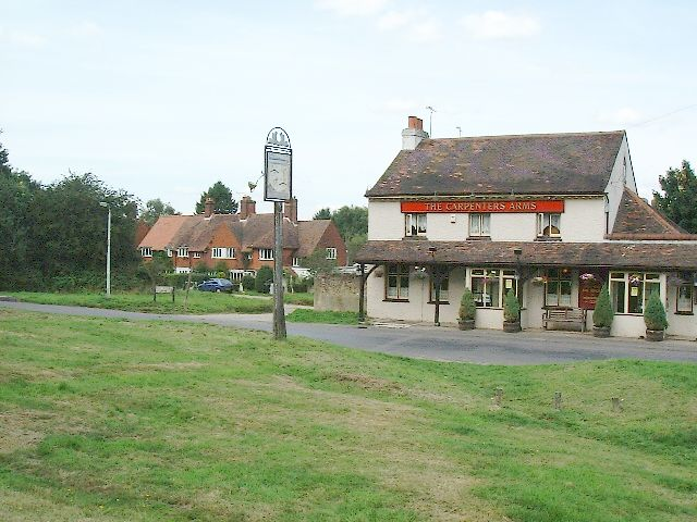 Carpenters Arms at Limpsfield Common - geograph.org.uk - 41858
