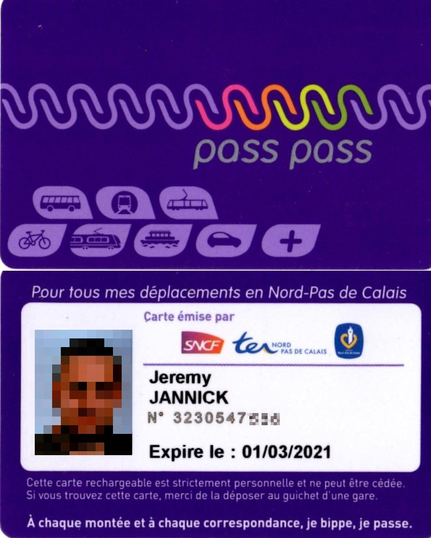 Fichier Carte Pass Pass 2013 Nord Pas De Calais Jpg Wikipedia