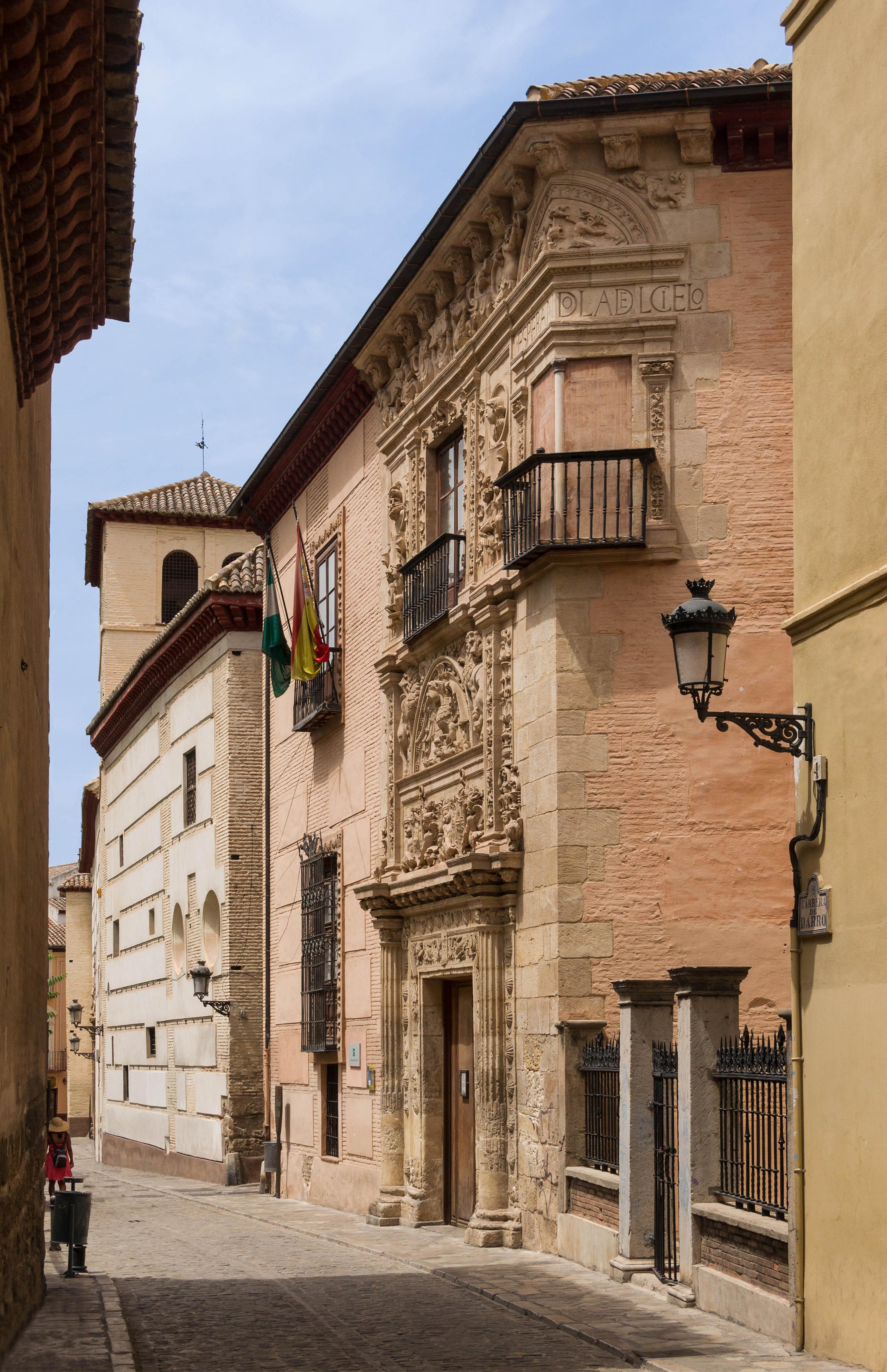 File casa de castril granada for Casa de granada